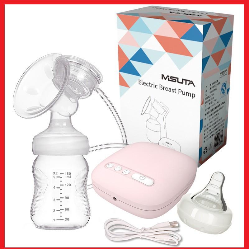 ?Máy hút sữa điện đơn chính hãng MISUTA Electric Breats Pump
