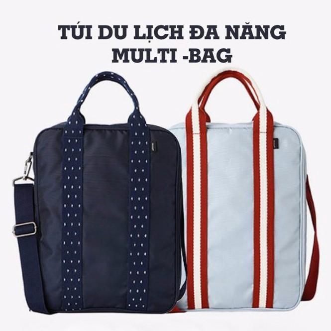Túi Du Lịch Đa Năng Multi - Bag Tiện Ích Ver 2.0 Qstore KDR-TX056 Kodoros