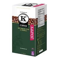 Cà Phê Rang Xay K-Coffee Happy (700g / Hộp) - 2550786 , 1150057032 , 322_1150057032 , 239000 , Ca-Phe-Rang-Xay-K-Coffee-Happy-700g--Hop-322_1150057032 , shopee.vn , Cà Phê Rang Xay K-Coffee Happy (700g / Hộp)
