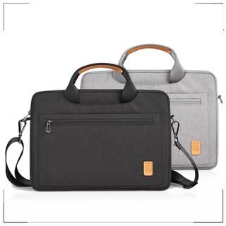 Túi Wiwu Pioneer Shoulder CHO Laptop/ Macbook – 13 Đến 17inch-Chất liệu vải chống thấm và bụi bẩn M348