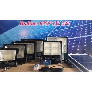 Đèn Năng Lượng Mặt Trời Pha 300W 200W 100W 60W 40W Chất liệu nhôm Đúc phù hợp trong nhà sân vườn ngoài trời -IP67 -LED