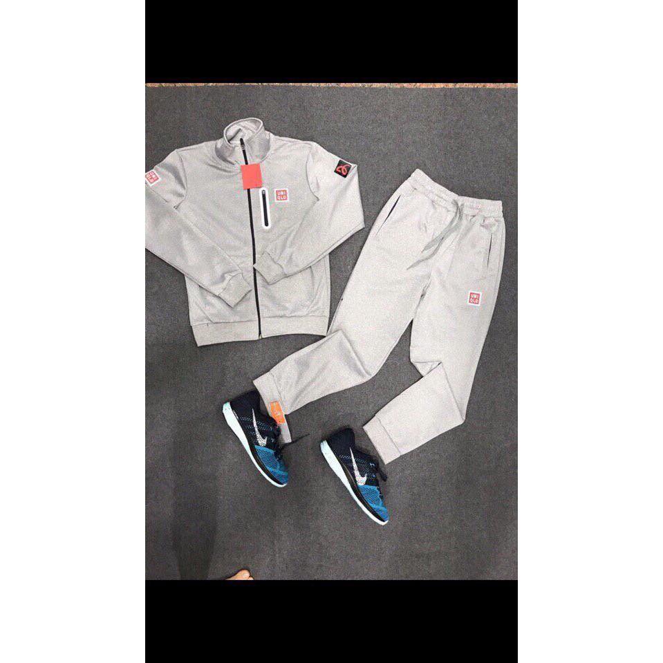⚡️[HÀNG CAO CẤP] - Bộ thể thao nam Uni phản quang cao cấp. bộ nỉ nam, áo nỉ nam, bộ mùa đông mã 003