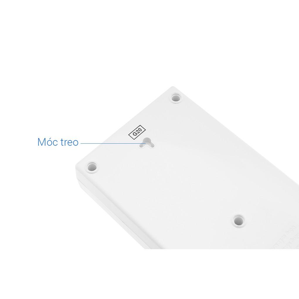 Ổ cắm điện Điện Quang 6 lỗ 5m ECO ĐQ ESK VMM15 - Ổ cắm điện