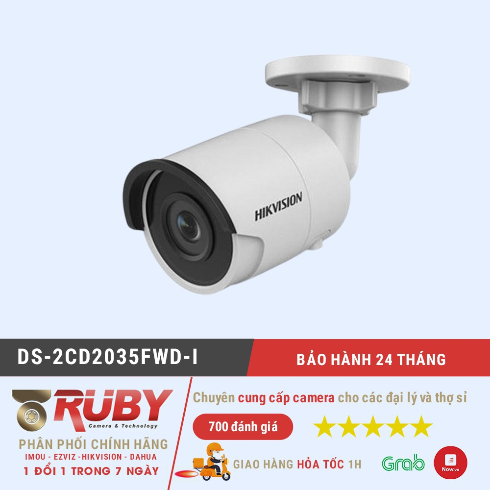 Camera an ninh Hikvision DS-2CD2035FWD-I
