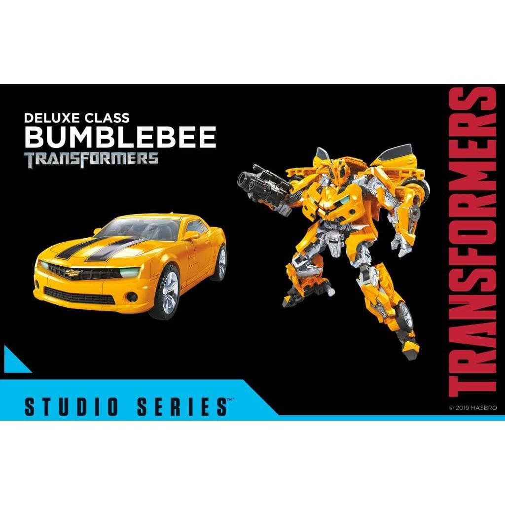 robot studio series bumblebee
