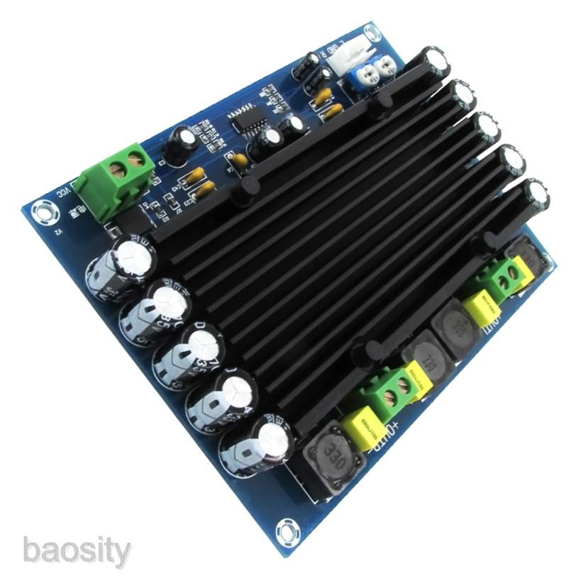Bảng mạch khuếch đại kỹ thuật số TPA3116D2 kênh đôi công suất lớn 150Wx2