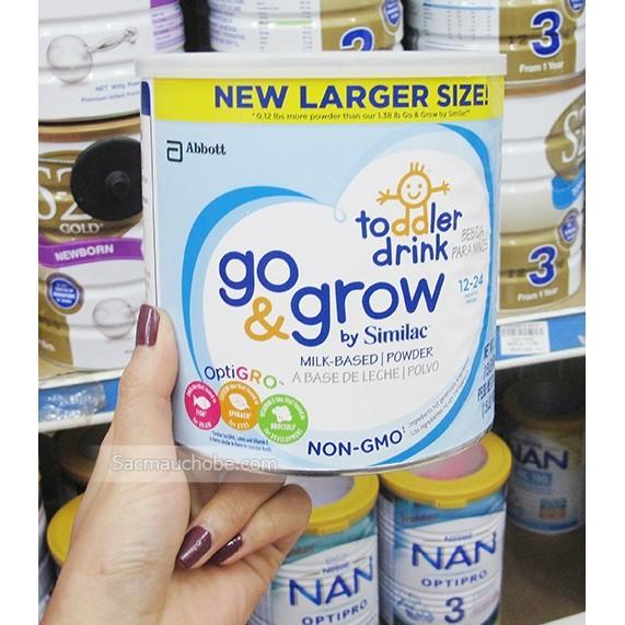 Sữa Similac Go and Grow non GMO 680g