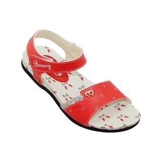 Sandal bé gái Bita s SOB.224 (Đỏ + Hồng + Vàng) thumbnail