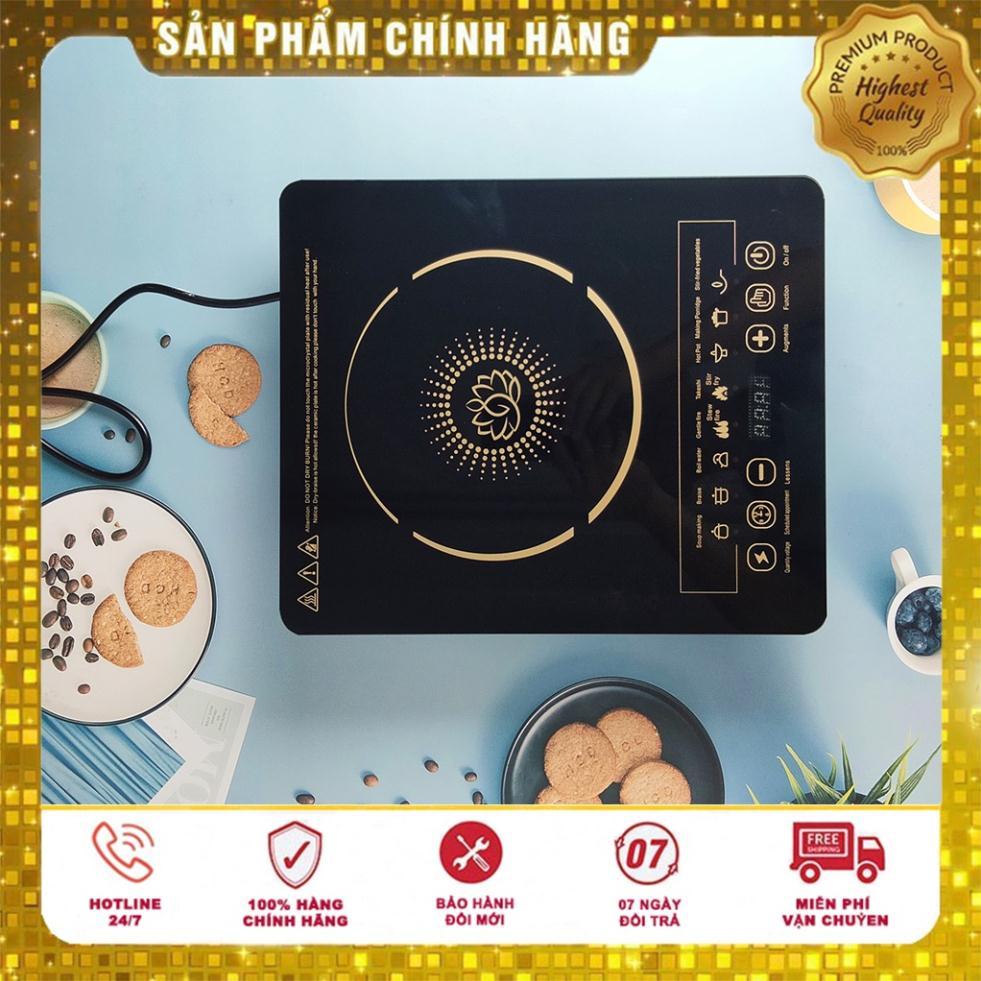 Bếp từ, Bếp từ đơn Lotus SP000048 , công suất 2200W – Bảo hành 6 tháng, lỗi đổi mới trong 7 ngày.