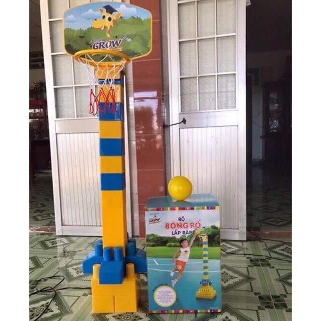Bộ Lego lắp ráp Cột bóng rổ Abbott