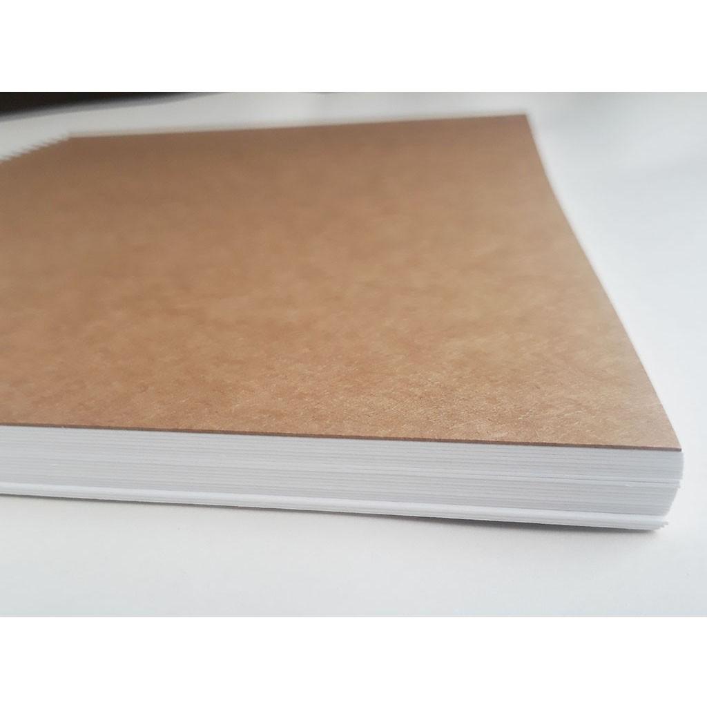 SỔ VẼ CANSON ACRYLIC MÀU NƯỚC 300gsm A4 40 trang