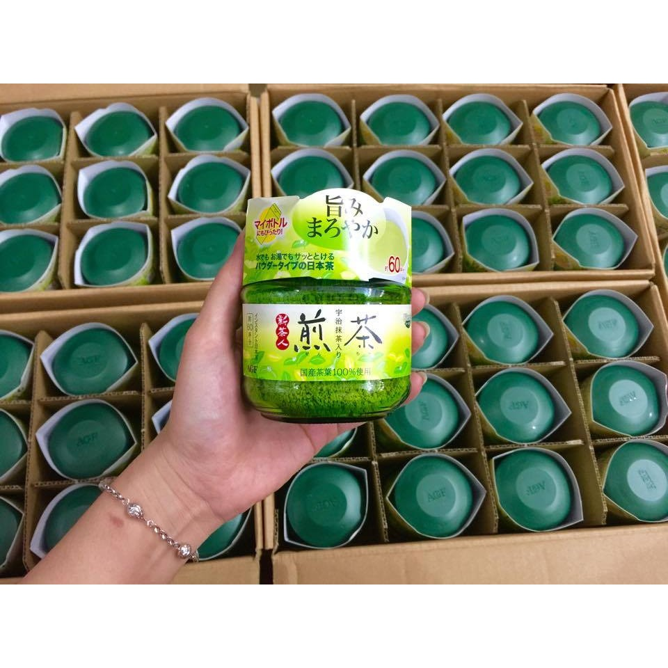 Bột trà xanh nguyên chất AGF Blendy 48g Nhật Bản - 3018442 , 177096924 , 322_177096924 , 140000 , Bot-tra-xanh-nguyen-chat-AGF-Blendy-48g-Nhat-Ban-322_177096924 , shopee.vn , Bột trà xanh nguyên chất AGF Blendy 48g Nhật Bản