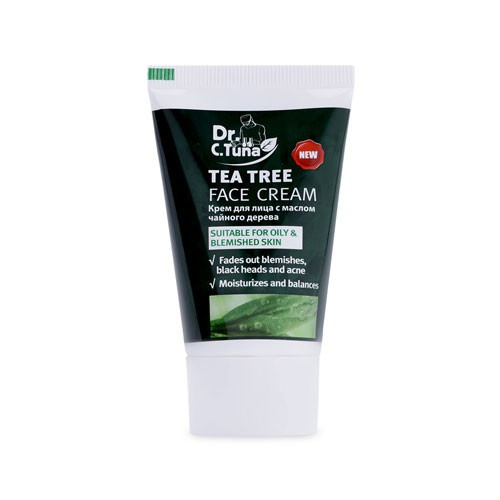 Kem Dưỡng Tea Tree Cho Da Mụn Dr.C.Tuna FARMASI