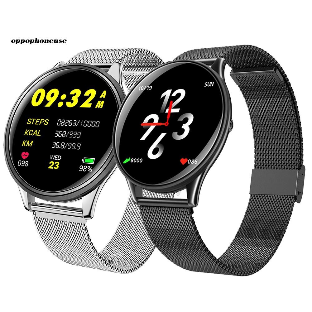 【OPHE】SN58 Waterproof Mesh Strap Sports Fitness Tracker Heart Rate Smart Bracelet - 15449884 , 2562855064 , 322_2562855064 , 848000 , OPHESN58-Waterproof-Mesh-Strap-Sports-Fitness-Tracker-Heart-Rate-Smart-Bracelet-322_2562855064 , shopee.vn , 【OPHE】SN58 Waterproof Mesh Strap Sports Fitness Tracker Heart Rate Smart Bracelet