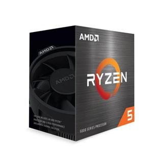 CPU AMD Ryzen 5 5600X (3.7GHz Boost 4.6GHz 6 Nhân 12 Luồng 32MB Cache PCIe 4.0) - Hàng Chính Hãng thumbnail