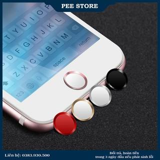 Nút Home Cảm Ứng Vây Tay Cho Iphone – PEE STORE