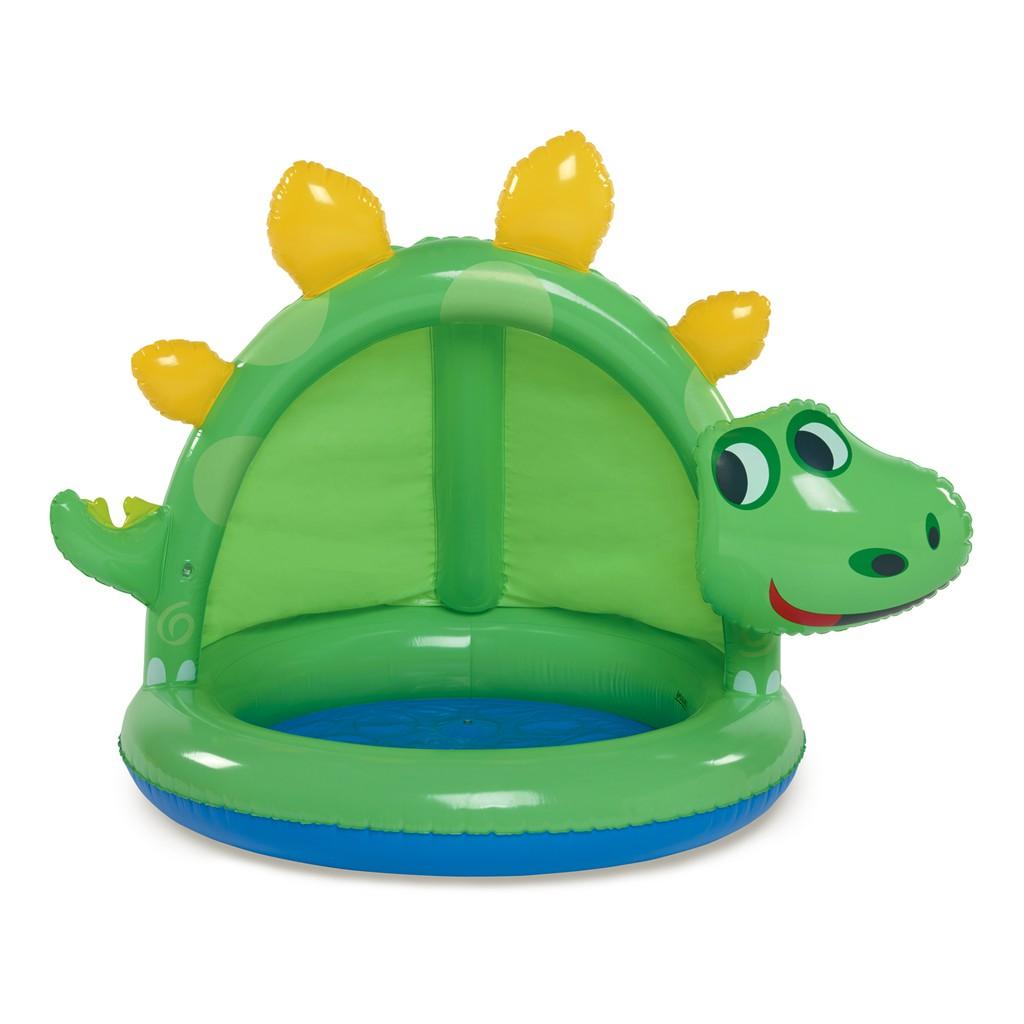 Bể bơi có mái che hình khủng long