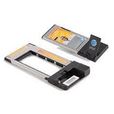 Card 3G Sierra Aircard 890 cho laptop, sử dụng khe cắm Express Card hoặc PCMCIA bên hông thân máy Giá chỉ 250.000₫
