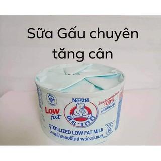 [Date Mới] 1 lon Sữa gấu Nestle Thái Lan 140ml lon thumbnail