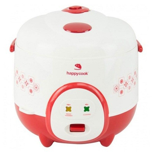 Nồi cơm điện 1.2L Happycook HC-120 - Bảo Hành 12 Tháng Chính Hãng
