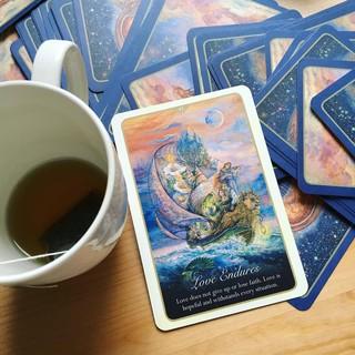 Bộ Bài Whispers of Love Oracle Cards (Mystic House Tarot Shop) tu9z