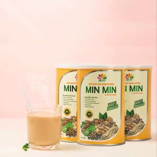 (TẶNG CỐC SỨ)Ngũ Cốc MinMin 29 hạt-Ngũ Cốc Lợi Sữa(1500gr) thumbnail