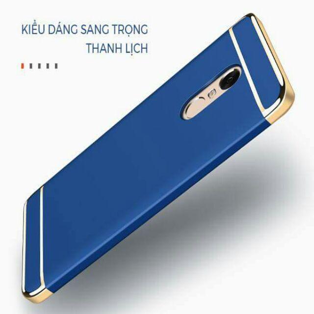 Ốp lưng 3 mảnh Xiaomi redmi note 4