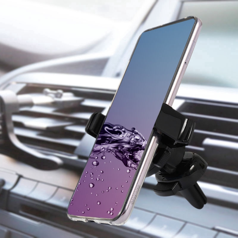 360° Ajustable Air Vent Car Phone Holder Mount Clip for iPho