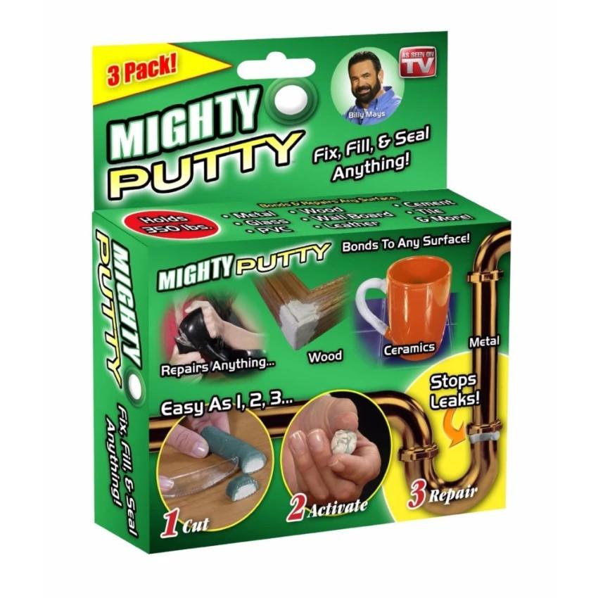 Combo bộ hộp keo dán đa năng Mighty Putty