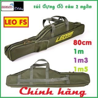 [Hàng chính hãng] túi đựng đồ câu cá bền chắc Leo Fishing 80cm 1m 1m3 1m5 chính hãng, vải dày, chống thấm siêu bền