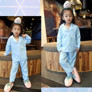 set bộ pijama cho bé gái từ 5 đến 14 tuổi 118
