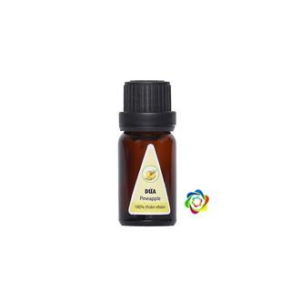 [DỨA] Tinh dầu DỨA Thiên Nhiên nguyên chất TIZASU có kiểm định 5ml làm thơm mát không gian sống thumbnail