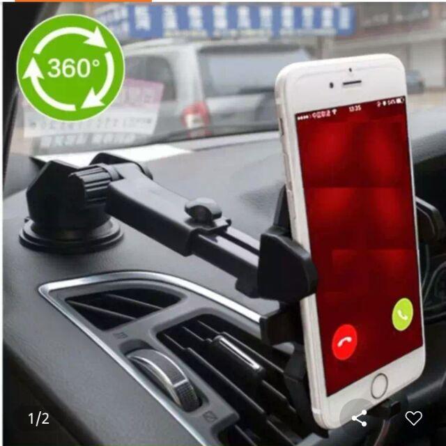 Giá đỡ điện thoại trên ôtô - kèm ảnh thật