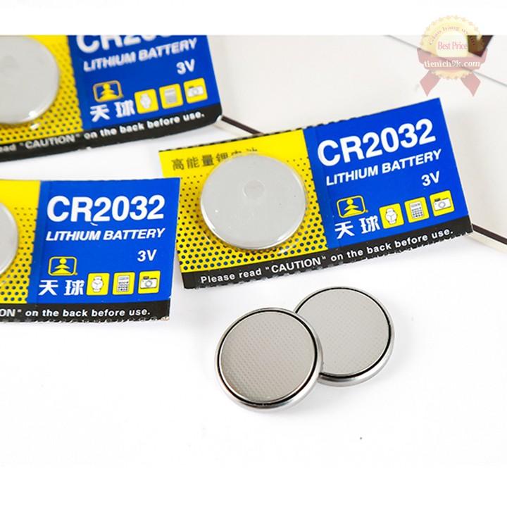 Pin Cmos cho laptop máy tính để bàn PC – Pin CR2032 CR2025 chinh hãng TMMQ
