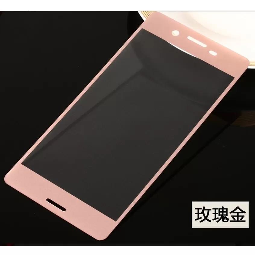Miếng dán cường lực phủ kín màn 4D Sony Xperia XZ