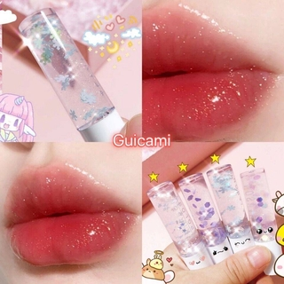 GUICAMI (New products) Transparent lipstick moisturizing lips