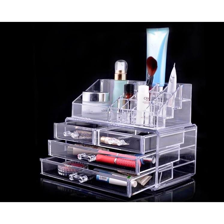 Kệ Mica trưng bày mỹ phẩm - 2606480 , 756049176 , 322_756049176 , 180000 , Ke-Mica-trung-bay-my-pham-322_756049176 , shopee.vn , Kệ Mica trưng bày mỹ phẩm