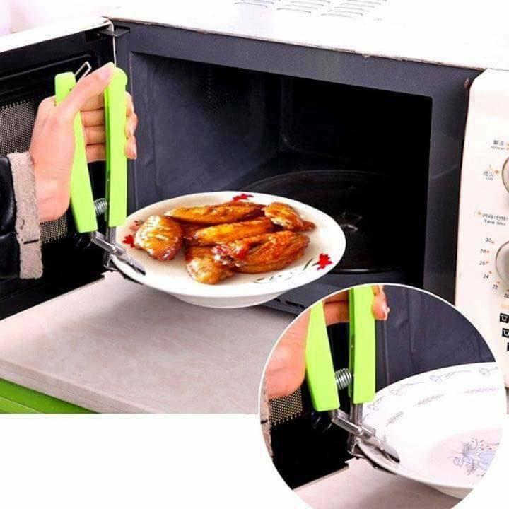 Combo 2 dụng cụ gắp nóng