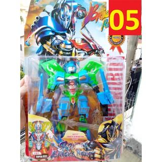 [ GIÁ RẺ SẬP SÀN ] Robot biến hình mã 05