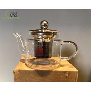 Ấm trà thủy tinh có lọc Plantrip Cha 150ml - Dụng cụ pha trà thumbnail