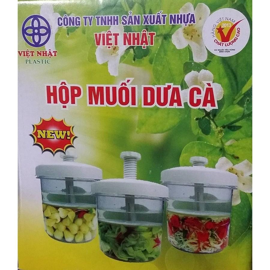 Hộp muối dưa cà Việt - Nhật