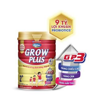Sữa bột Dielac Grow Plus 2+ lon 900g thumbnail