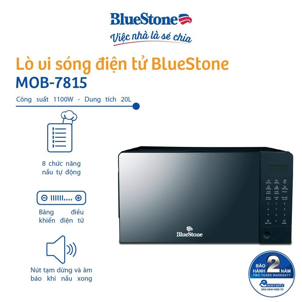 Lò vi sóng điện tử BlueStone MOB-7815