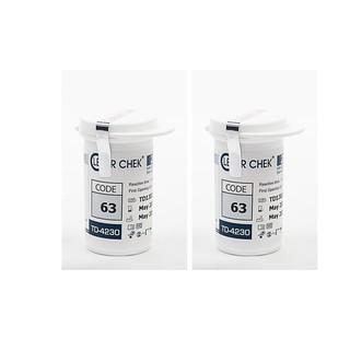 Que thử đường huyết Clever Chek TD 4230 (25 que)