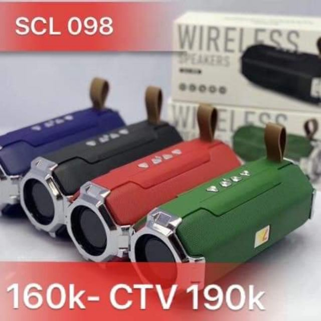 Loa SCL 098 sll