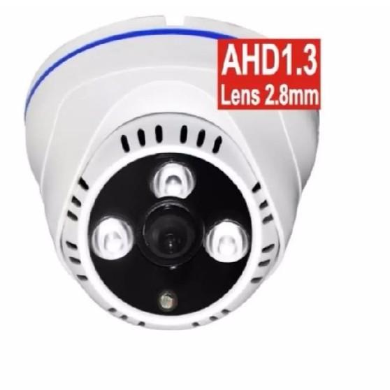Camera Dome hồng ngoại AHD Elitek ECA 11013 1.3 MP