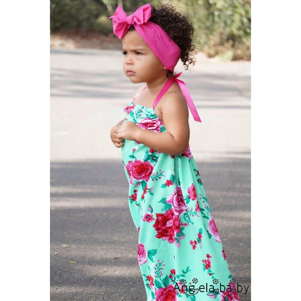 Bình luận Đầm maxi thời trang đi biển cho bé gái