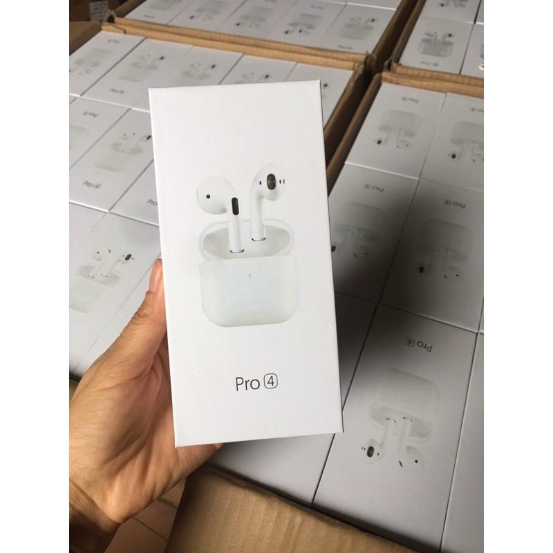 Tai nghe Bluetooth Mini Pro ➍ TWS - Bản Cao Cấp 5.0,Đổi tên,Cảm Biến, Định vị, lỗi 1 đổi 1 trong 30 ngày