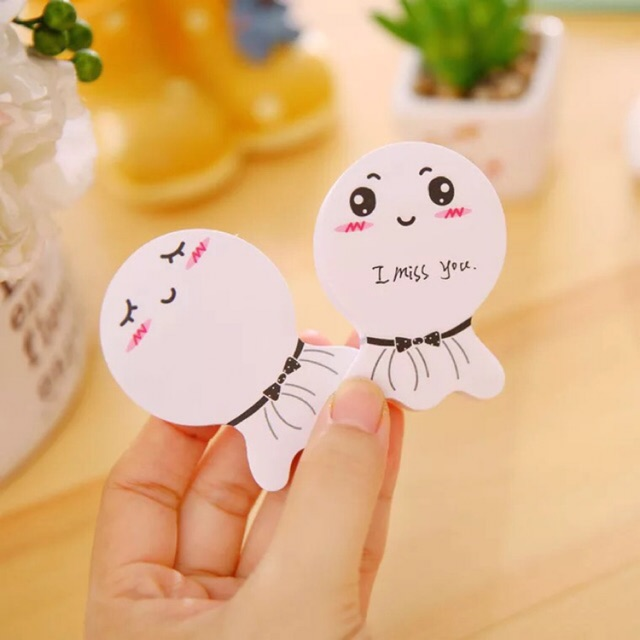 Tập giấy note sticker Hàn Quốc dễ thương | Nhà sách online