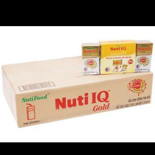 Thùng sữa Nuti IQ Gold 110ml